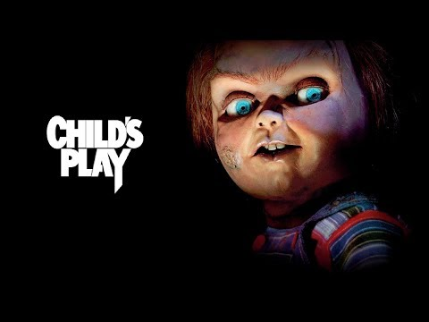 Childs Play ( 1988 ) Starring Brad Dourif - MOVIE REVIEW