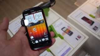 HTC Desire Q Smartphone Hands On