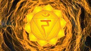 SOLAR PLEXUS CHAKRA CHANTS ⁂ Boost Self Esteem, Raise Self-confidence & Positivity ⁂ Seed Mantra RAM