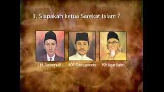 Perkembangan Paham Ideologi Sosialis, Islam, dan Demokrasi di Indonesia - Serikat Islam