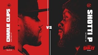 KOTD - Rap Battle - Charlie Clips vs Shotti P | #GvG (MERRY XMAS)