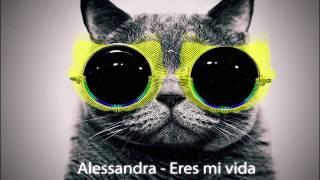 Alessandra - Eres mi vida Bass Boosted