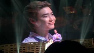 [2018-09-15] Lee Jong Suk Fan Meeting in Bangkok - Talk and HBD