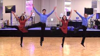 Booseh - Black Cats - Persian Dance Performance