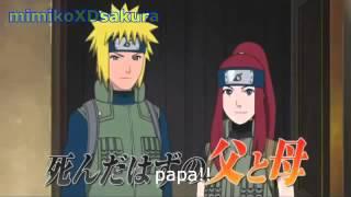 Naruto Shippuden Pelicula 6 Trailer Sub Español