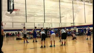 JY (7th grade Wi)2015 basketball
