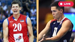 Serbia v USA - Final Round | 2017 FIVB Volleyball World League