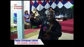 Pastor Ushindi Super Praise at ATG Kitengela
