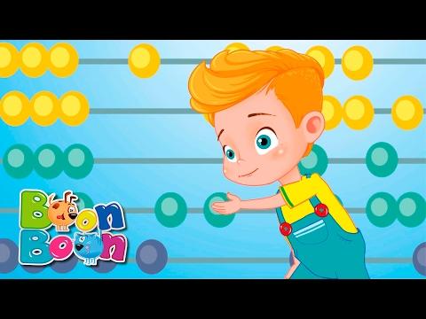 Eu și matematica Cântece pentru copii BoonBoon