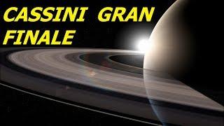 CASSINI GRAND FINALE _ 13 Anni su Saturno