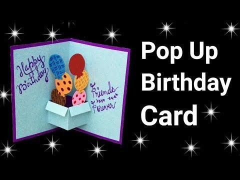 Xxx Mp4 Easy Pop Up Birthday Card For Beginners Pop Up Birthday Card 3gp Sex
