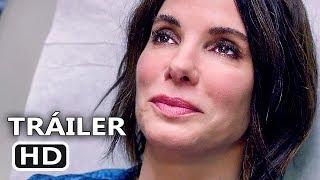 A CIEGAS Tráiler Español LEGENDADO (Terror, 2018) Sandra Bullock, Thriller Netflix