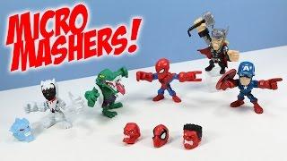 Marvel Super Hero Mashers Micro Series 1
