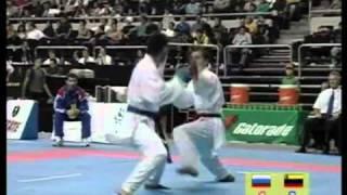 بطوله العالم للكراتيه Best of WKF Kumite