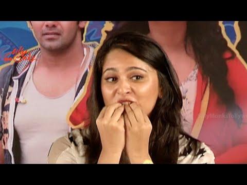 Anushka Shetty Giving Beauty Tips Pretty Girls - Size Zero Movie - Part2