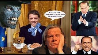 Forza Italia, Forza Gay, insulti e frecciatine a Renzi e a Berlusconi. Bianconi show!!