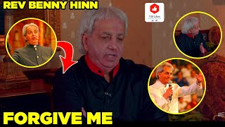 Benny Hinn Confesses Full Interview  - Forgive me for going too far with prosperity gospel.
