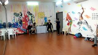 Throwback..during audition of so you think you can dance... Reharsal..😀