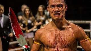 How Muay Thai Prepares You For Deadly Knife Attacks! [Training Video]