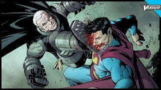 Characters Who Beat Superman!