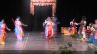 Rabindra Sangeet &Tagore Dance Drama 'Shyama' in Egypt