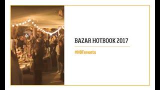 Bazar HOTBOOK 2017