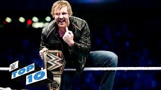 Top 10 SmackDown moments: WWE Top 10, June 23, 2016