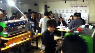 Junichi Yamaguchi 対 天才大田バリスタ