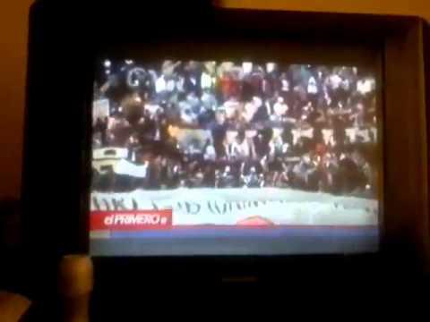 Foguete mata torcedor san josé e corinthians libertadores 20131