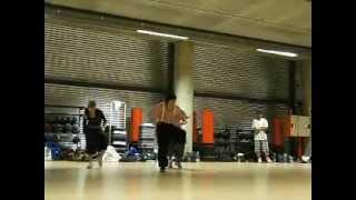 P.LOCK ROUTINE, dancers: Manu Garcia, Sandra Macia and Ainara Prieto (Lleida 2009)