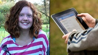 Dad Gets Strange Feeling – Checks Daughter's IPad And Makes Shocking Discovery