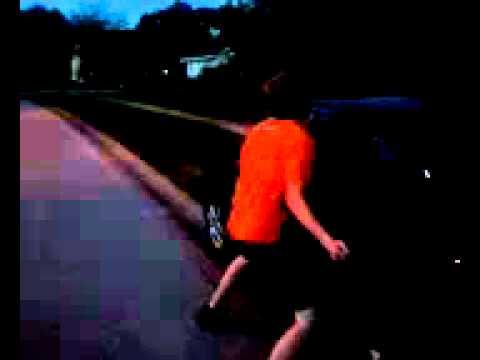 James rapes car door