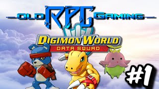 Let's Play - Digimon World Data Squad - Episode 1