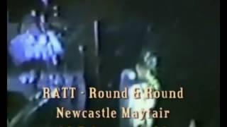 Ratt - Round & Round live 1986