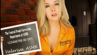 🔗 ⚖ASMR-JAIL⛓Escape with a naughty girl🏃