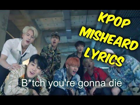 Try Not To Laugh - K-Pop Misheard Lyrics of 2016