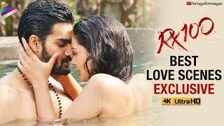 RX 100 BEST LOVE Scenes   Exclusive on Telugu FilmNagar   Kartikeya   Payal Rajput   RX 100 Scenes