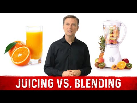 Juicing vs Blending What s Better