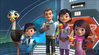 Miles from Tomorrowland Theme Song