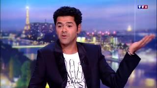 """Jamel Debbouze : """"Donald Trump, président des Etats-Unis et pourquoi pas Dingo, maire de Paris?"""""""
