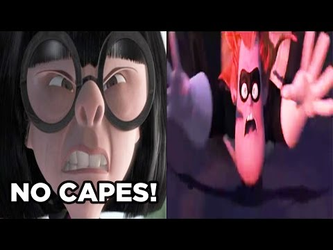 Incredibles Theory Did Edna Secretly Kill Syndrome