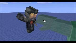 Pacific Rim In Minecraft | MInecraft Animation (Mine-imator)