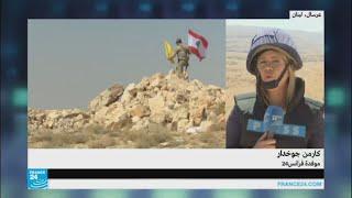 كارمن جوخدار تتحدث عن معارك حزب الله من قلب جرود عرسال