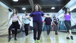 Aaj Mood Isqholic / Trini Dem Girls | Choreography Workshop 2.0 | January 2016 | Karishma Chavan |