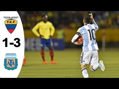 Xxx Mp4 Resumen Y Goles Ecuador 1 3 Argentina 3gp Sex