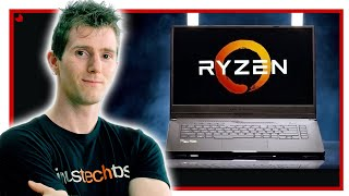 AMD Is Crushing Intel in Laptops Too - ASUS Zephyrus GA502 Review