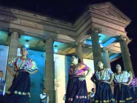 Danza Maya RAICES EMBAJADORES DE LA PAZ Ferrocarril de los Altos