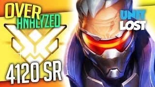 Overwatch Coaching - Soldier 76 - GRANDMASTER 4120 SR - [OverAnalyzed]
