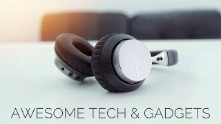 AWESOME TECH & GADGETS - August 2017