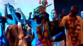 ISKCON Youth Festival (Dhaka) 2016 Kirtan With Dance